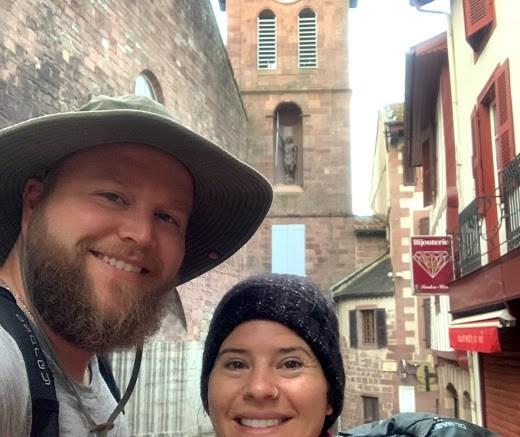 Camino De Santiago: Leaving St. Jean