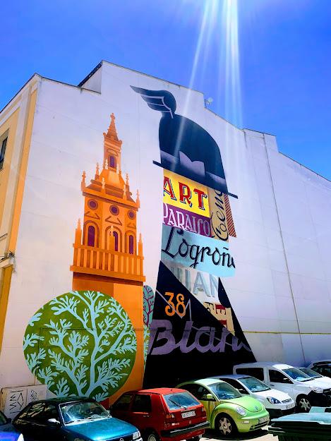 Camino De Santiago: Street Art