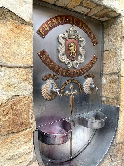 Camino Wine Fountain
