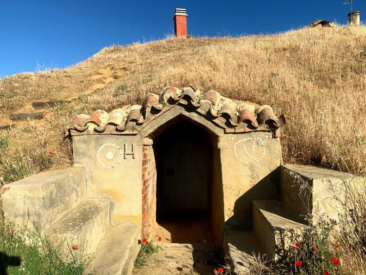 Camino De Santiago: Las Bodegas