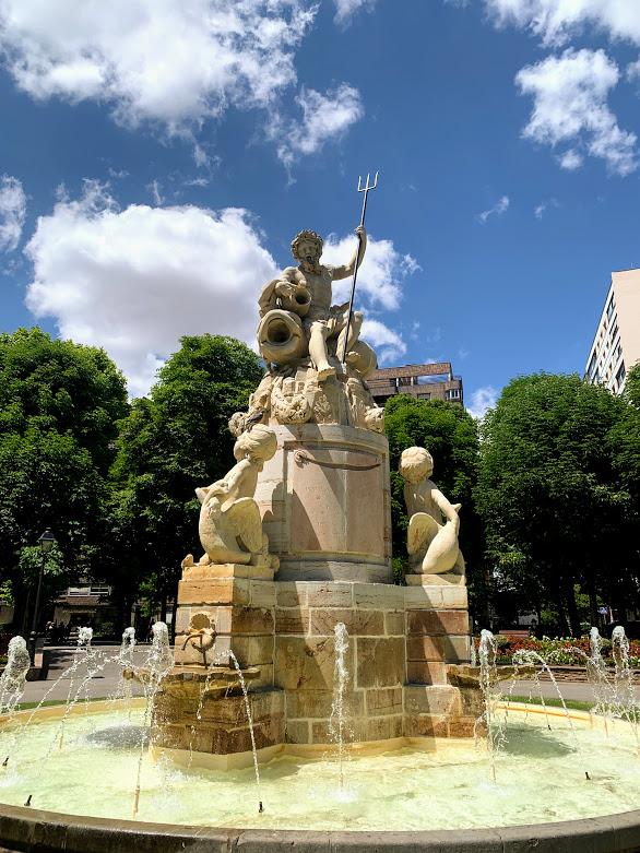 Camino De Santiago: Leon