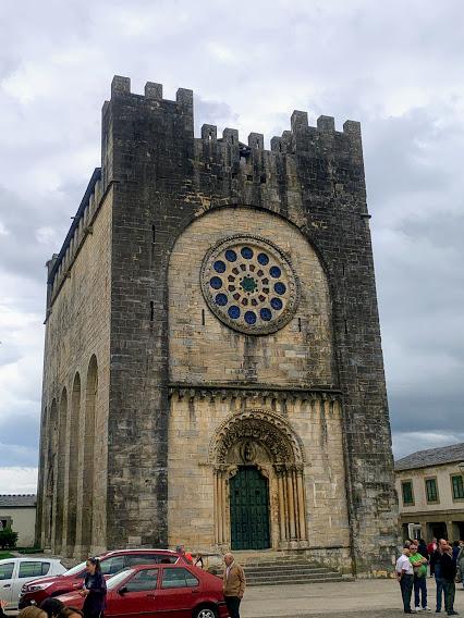 Camino De Santiago: Church of Saint John of Portomarin
