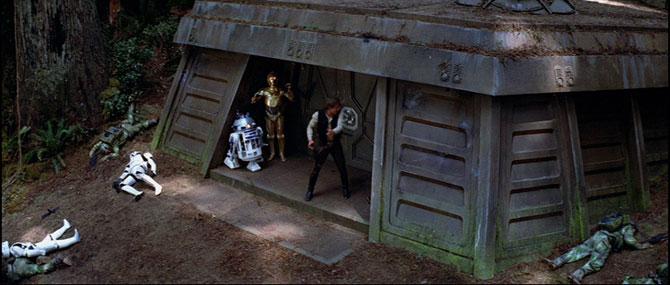 Image result for endor bunker