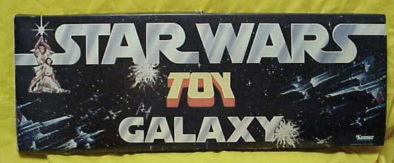 Star Wars Toy Galaxy