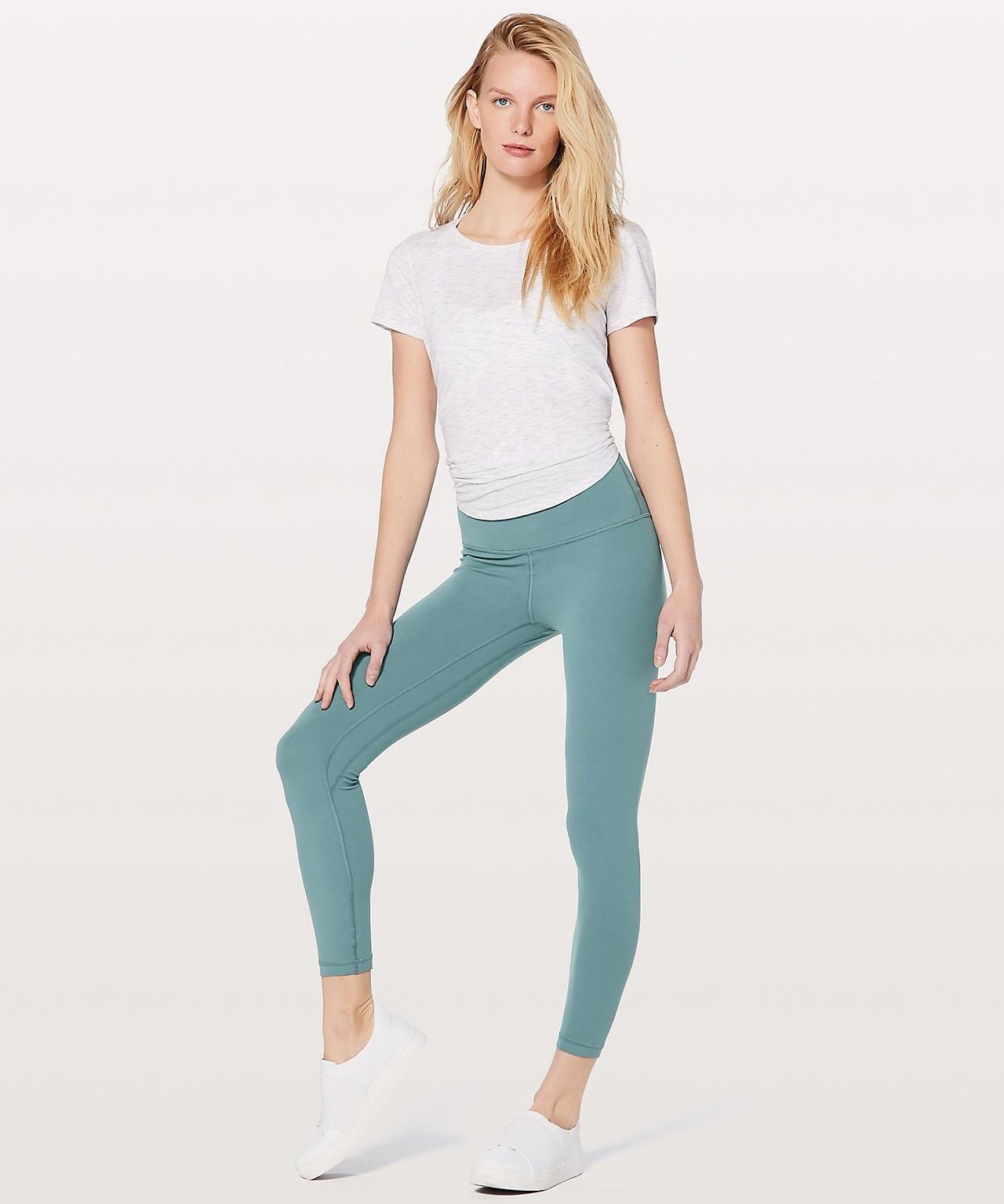 Align Pant II Mystic Green