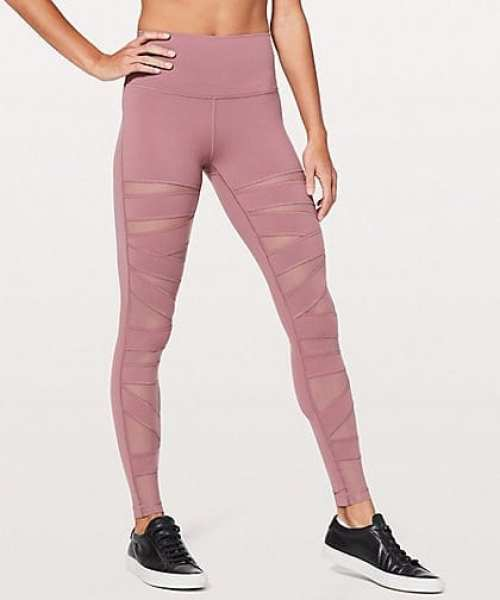 Wunder Under Hi-Rise Tight MESH Figue