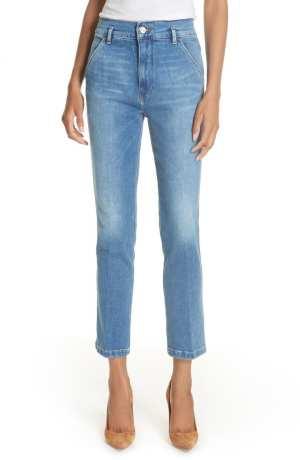 Le Slender Straight Leg Jeans FRAME