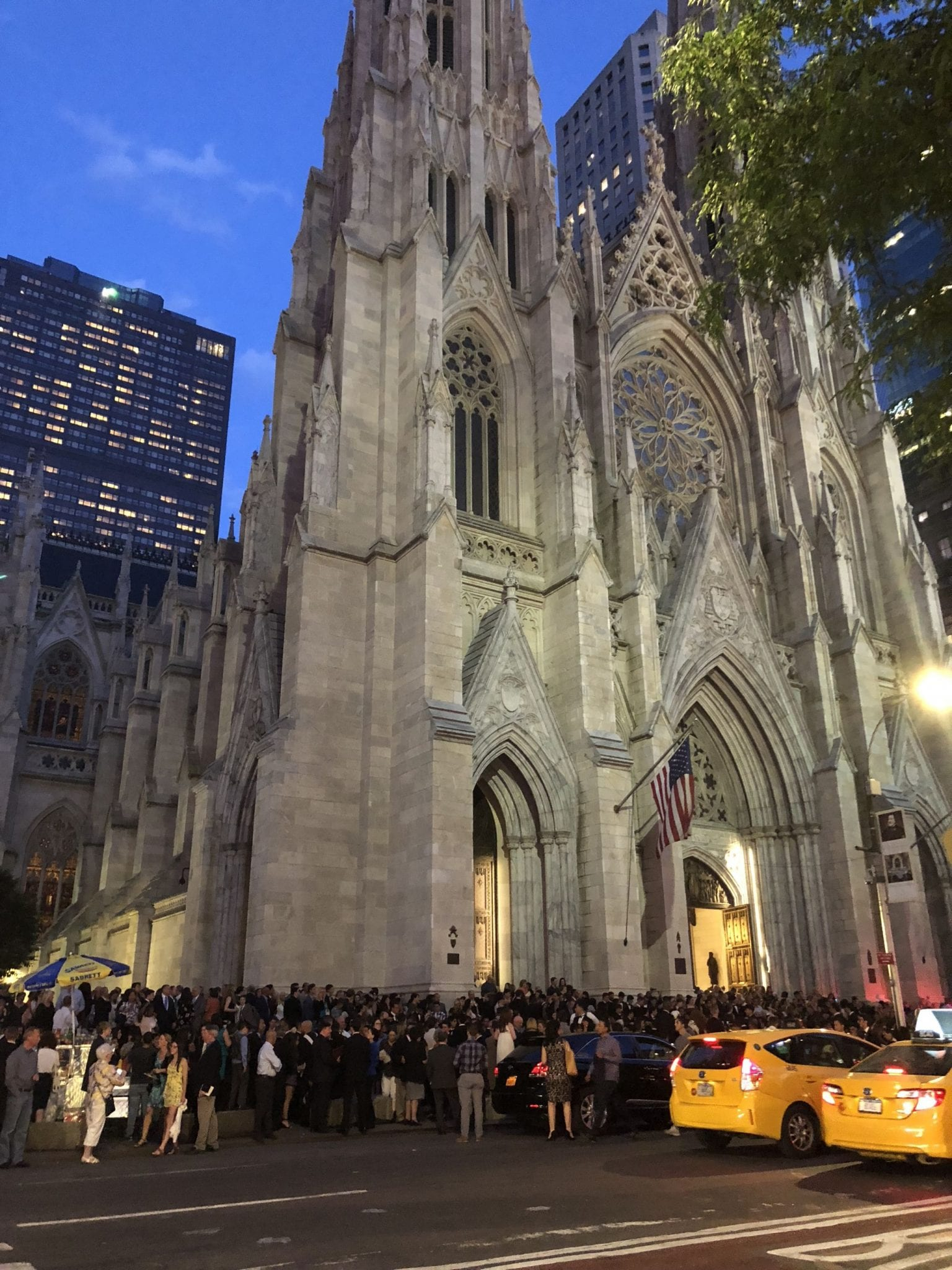 St. Patrick's Cathedral, 5th Ave, Manhattan