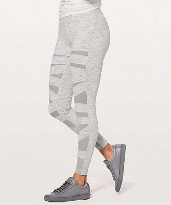 Wunder Under Hi-Rise Tight Mesh wee are from space nimbus battleship:ice grey