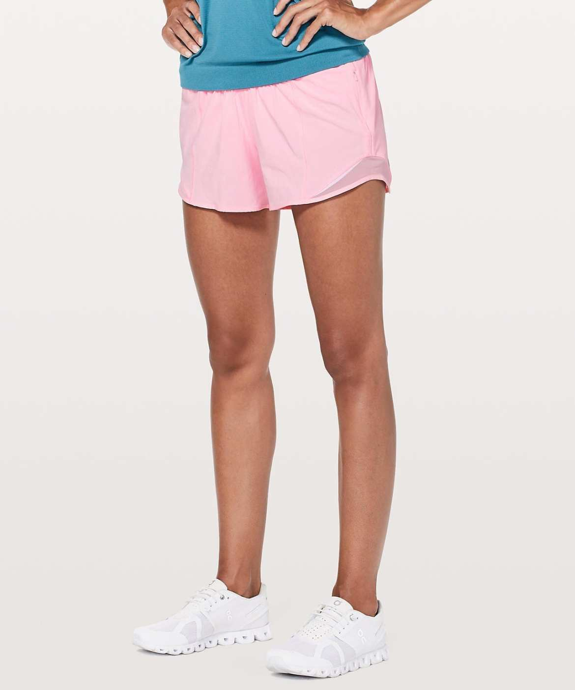 Hotty Hot Short II Long Miami Pink