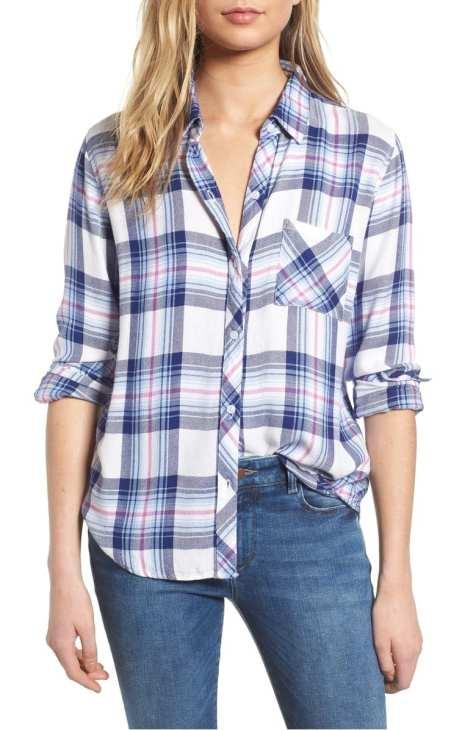 Hunter Plaid Shirt RAILS 2018 Nordstrom Anniversary Sale