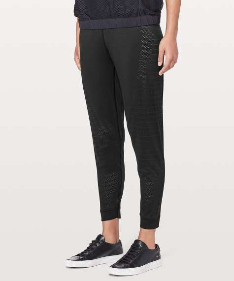 Lululemon Breeze By Jogger Squad, Black, Upload!