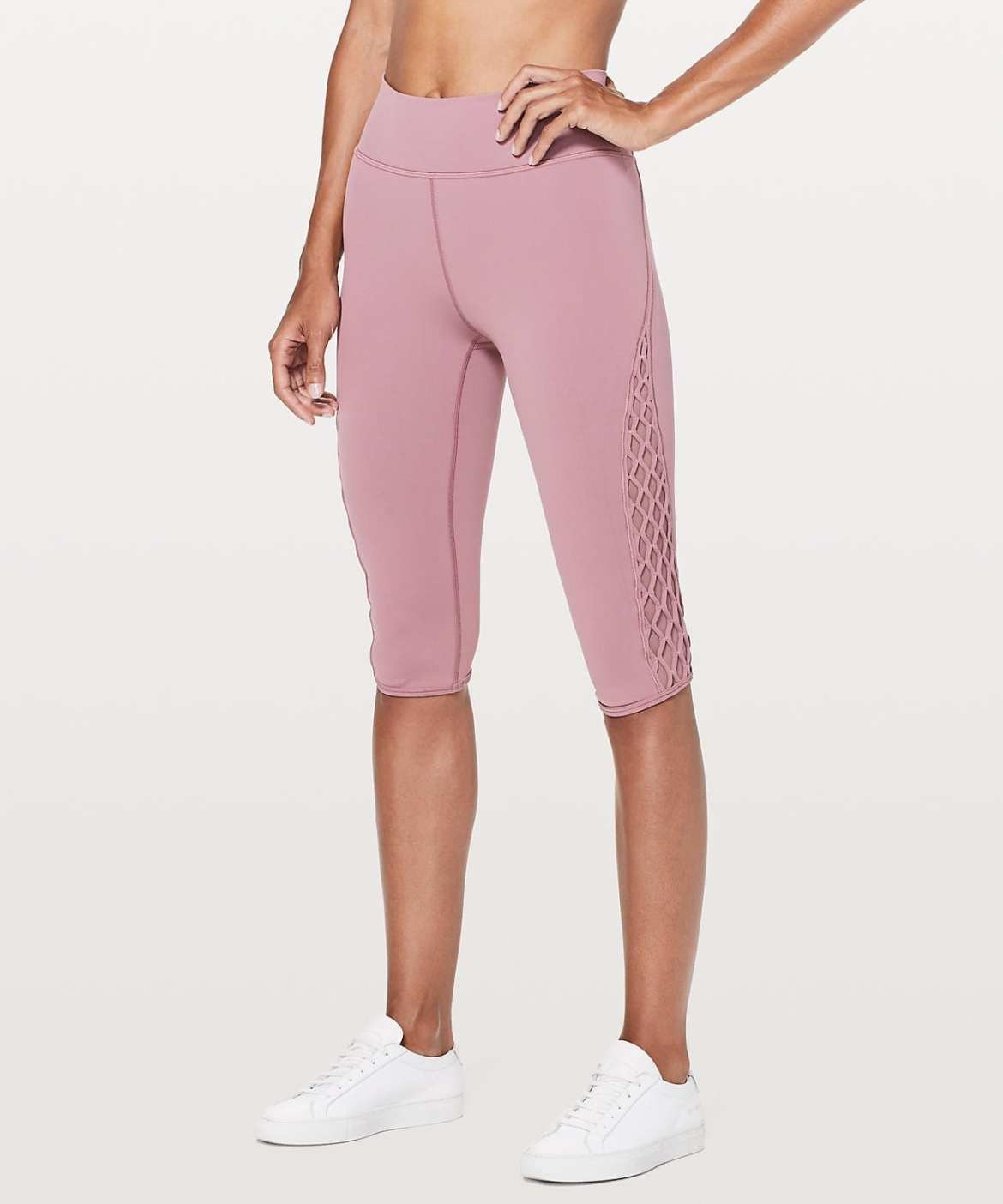 Lululemon Upload - Love Knot Crop