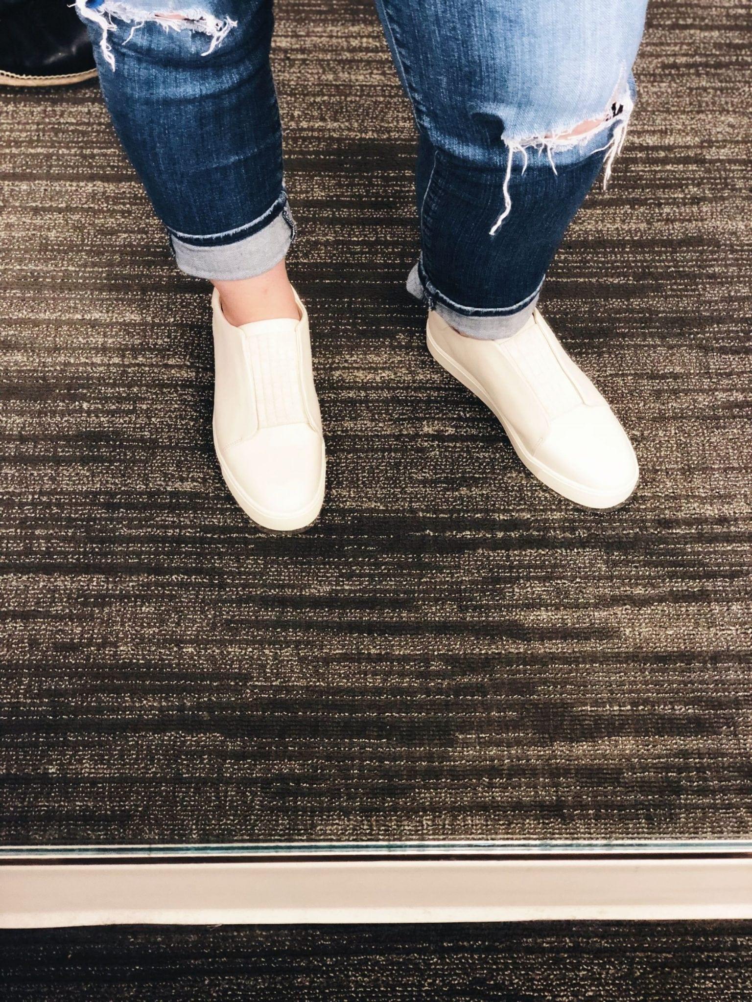 Vince Cantara Slip On Sneakers