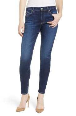 The Farrah Ankle Skinny Jeans AG