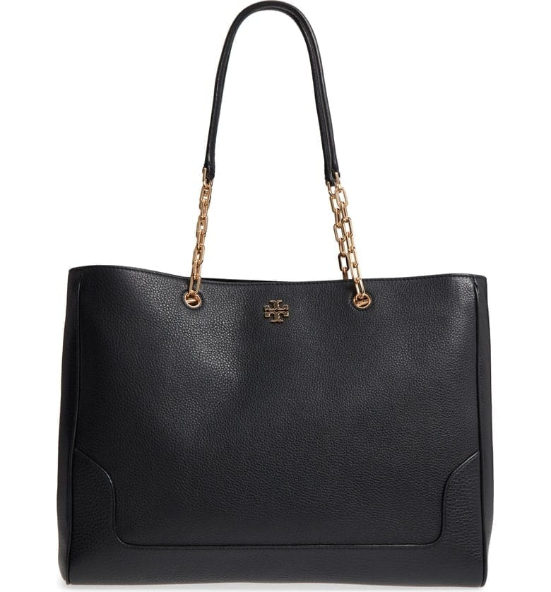 Tory Burch Marsden Pebbled Leather Tote