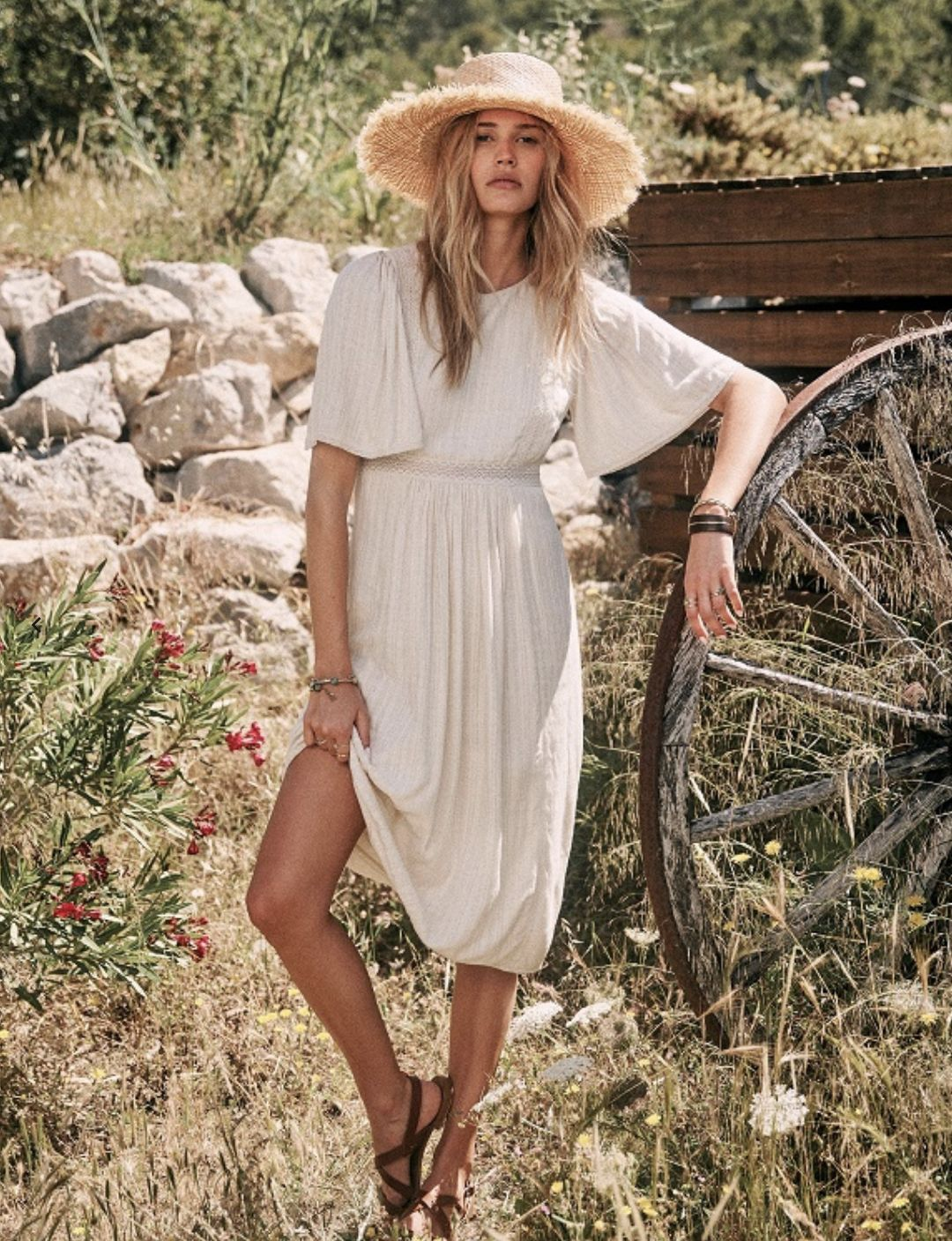 Emilia Dress, Sezane