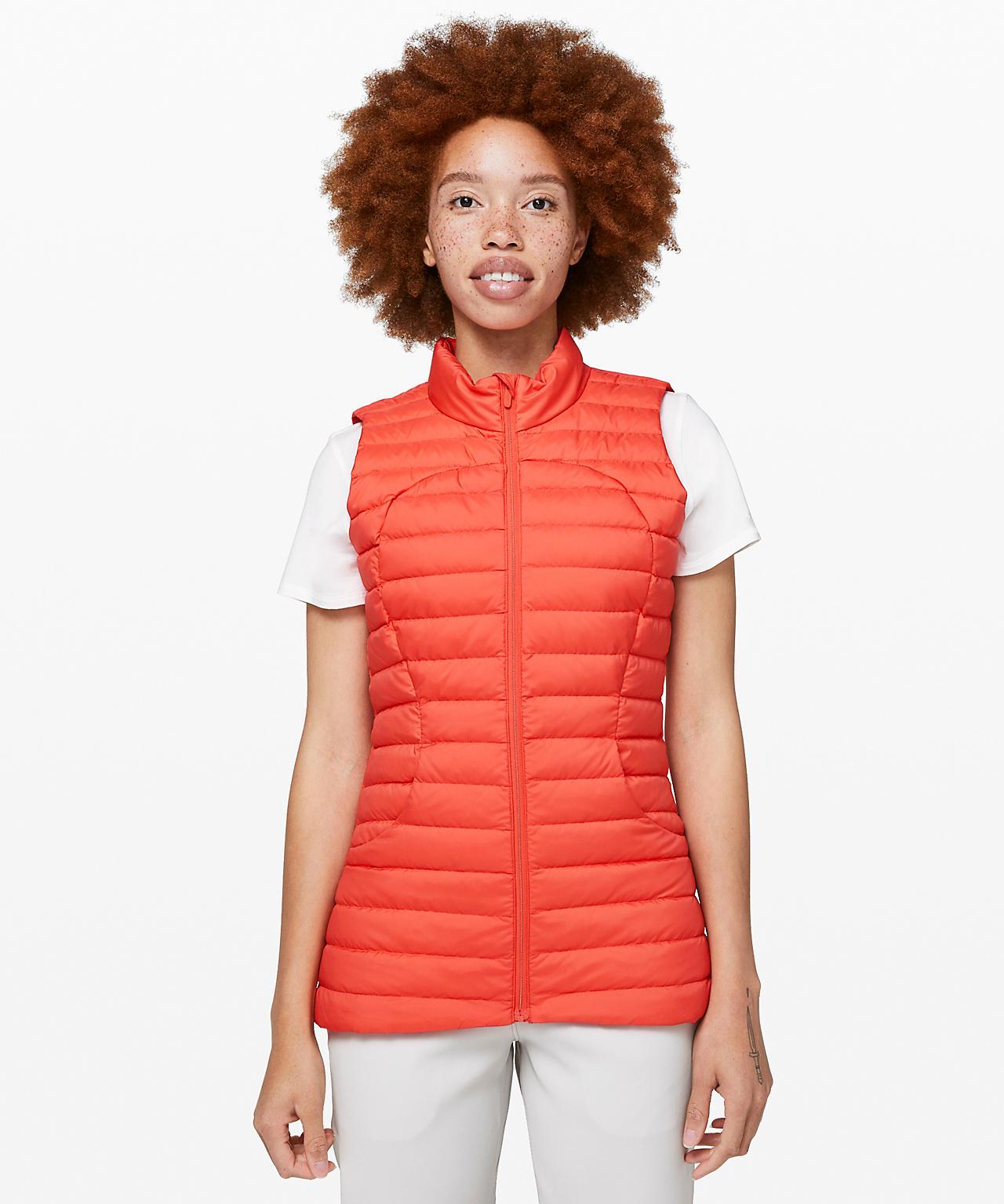 Pack It Down vest, Lululemon Upload