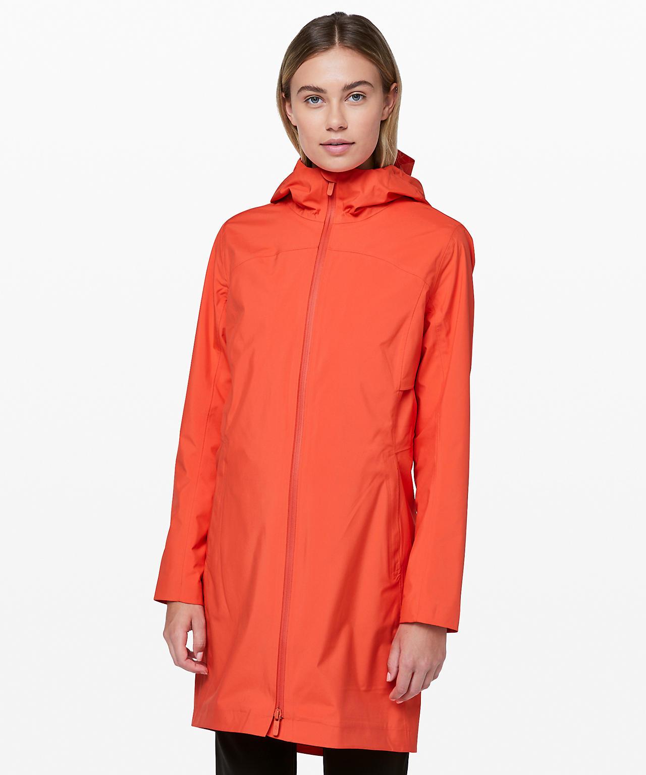 Rain Rebel Jacket, Lululemon