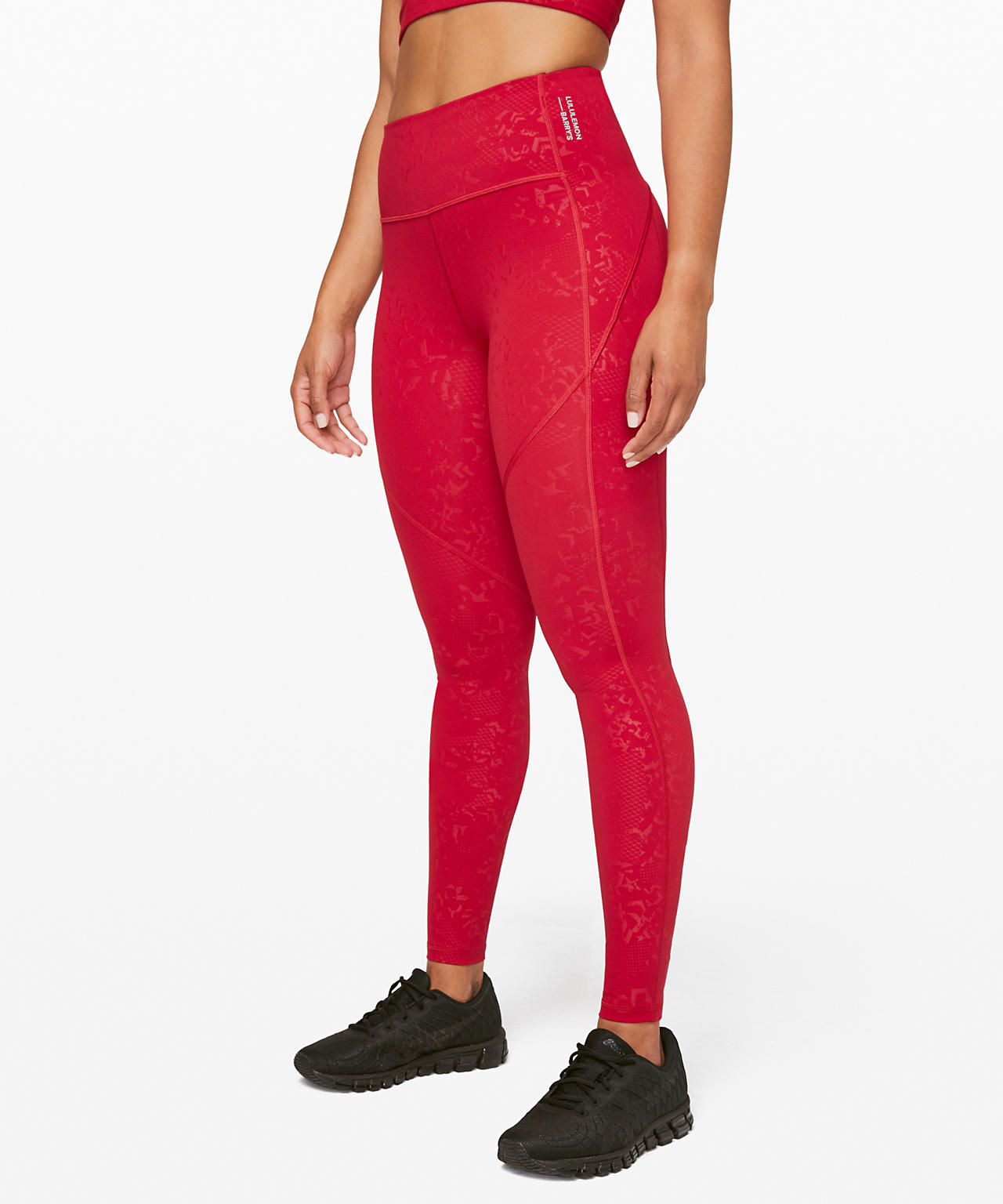 """Stronger As One Tight 28""""  lululemon X Barry's"""
