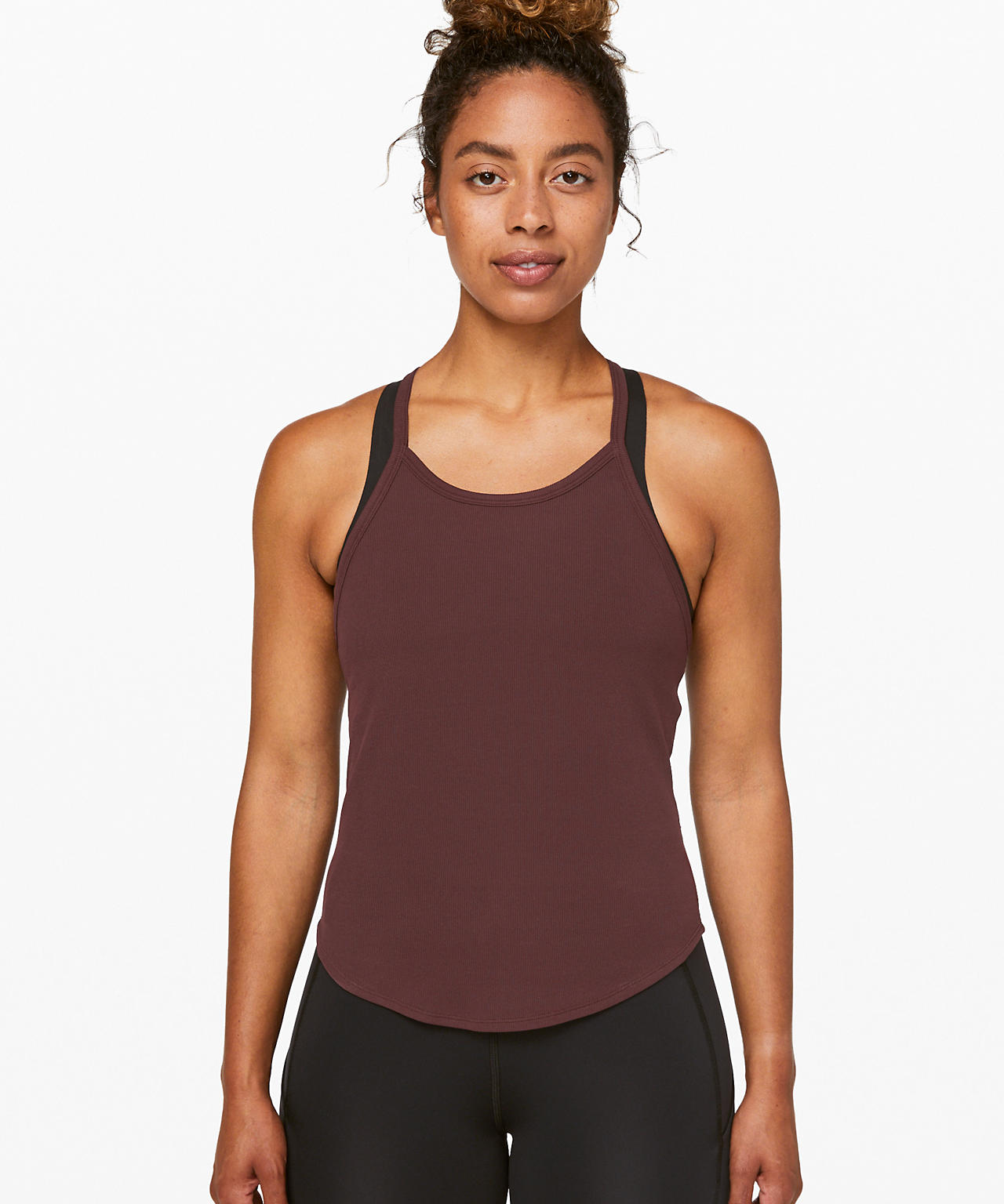 Stronger as One Ribbed Tank lululemon X Barry's