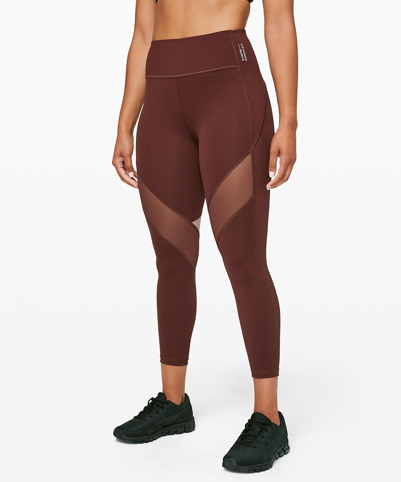 """Stronger as One Tight 25""""  lululemon X Barry's"""