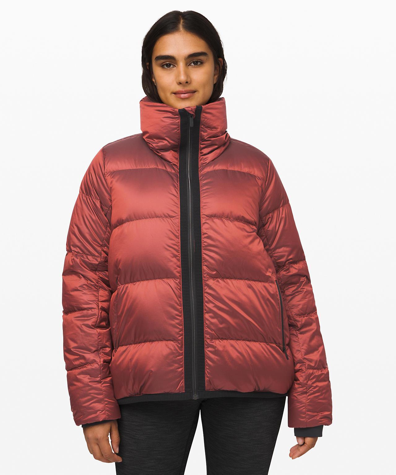 Cloudscape Jacket, Lululemon Upload