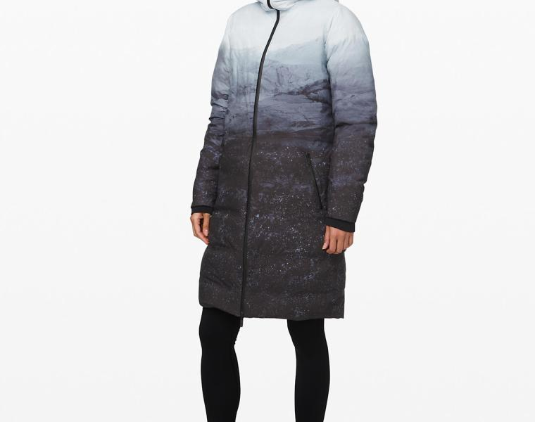 Slush Hour Parka Glacier