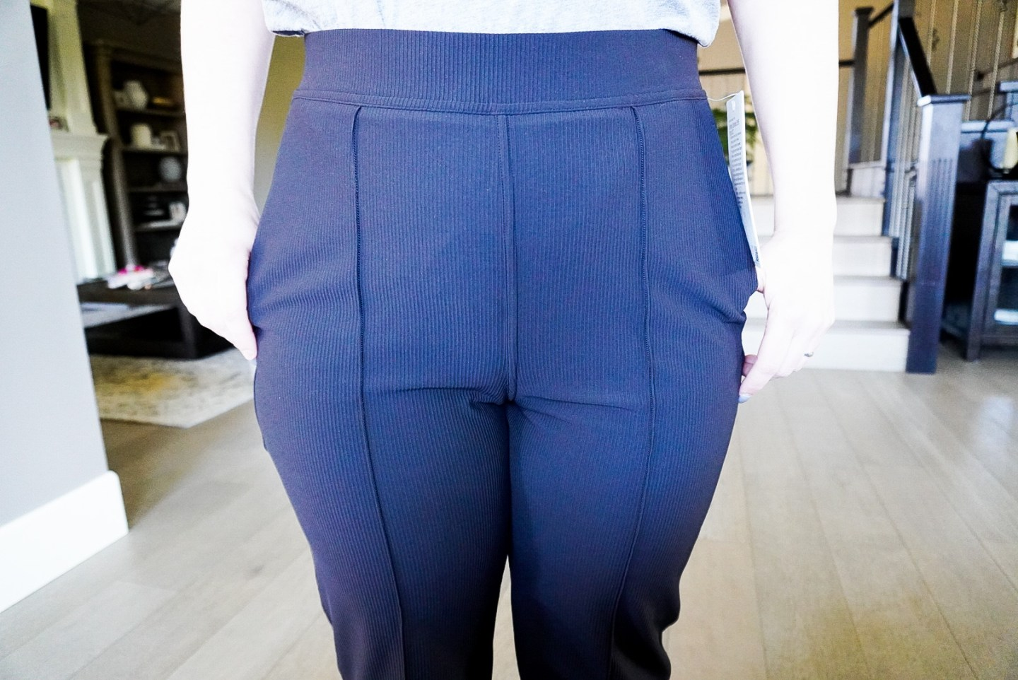 Lululemon-Urban Strides Super High-Rise Pant