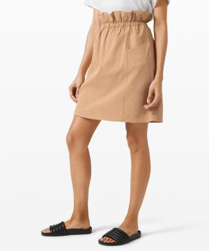 Trip Taker Skirt beech wood