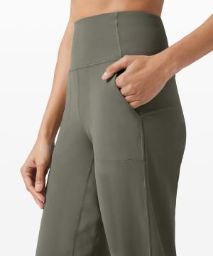 lululemon Align™ Wide Leg Crop 23 Grey Sage 2