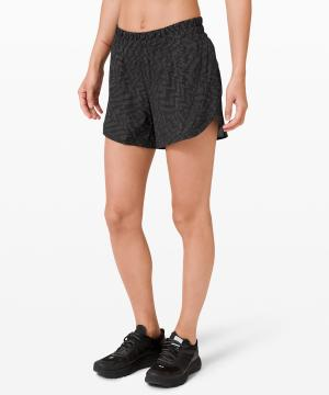 Track That Short _ Pace Brindle Gull Grey Black