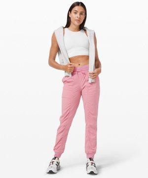 Dance Studio Jogger pink taupe 2