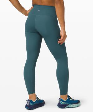 Wunder Under High-Rise Tight 25 Full-On Luxtreme desert teal 3