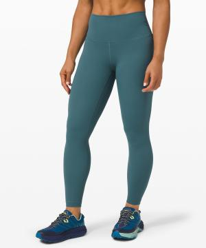 Wunder Under High-Rise Tight 25 Full-On Luxtreme desert teal