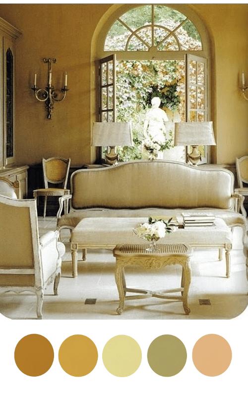 Gustavian Style Decorating