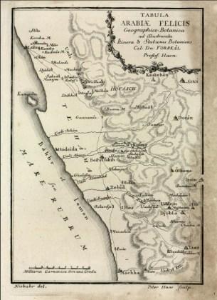 tabula arabiae felicis