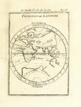 Allain Manesson Mallets Beschreibung des gantzen Welt-Kreises 2