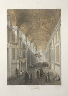 Gaspare Fossati - Aya Sofia of Constantinople - London (1852) - 009
