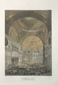 Gaspare Fossati - Aya Sofia of Constantinople - London (1852) - 010