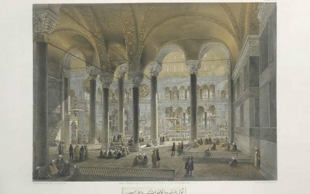 Sainte-Sophie de Constantinople — Gaspare Fossati — Londres [1852]