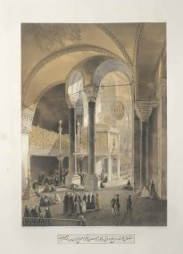Gaspare Fossati - Aya Sofia of Constantinople - London (1852) - 015