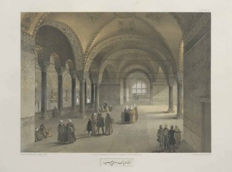 Gaspare Fossati - Aya Sofia of Constantinople - London (1852) - 020