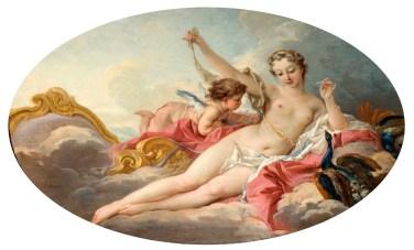La toilette de Vénus - François Boucher