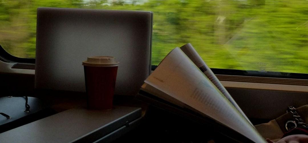 Lungarno e Oltrarno — Carnet de voyage à Florence 1 — le voyage en train
