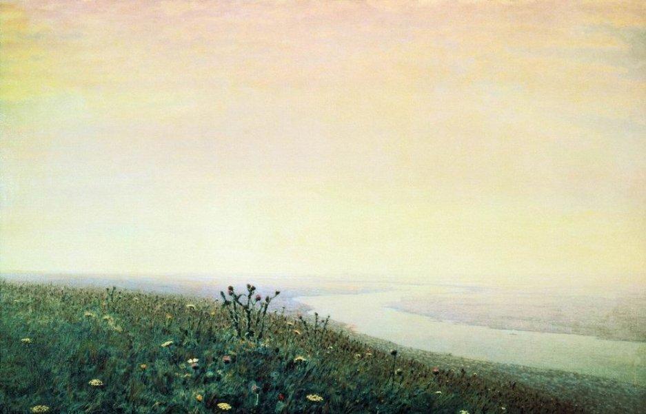 Arkhip Ivanovich Kuindzhi - Le Dniepr au matin - 1881