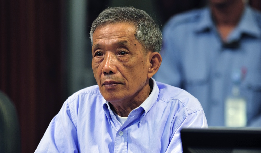 Kaing Guek Eav - Douch à son procès