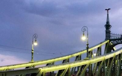 Reflets du Danube: carnet de voyage à Budapest (jour2)