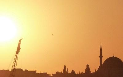 Dans la vapeur blanche des jours sans vent (Carnet de voyage en Turquie — 27 juillet) : Retour à Istanbul