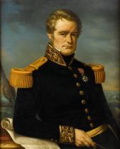 Jules Dumont d'Urville par Jérôme Cartellier